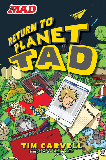 Return to Planet Tad - cover