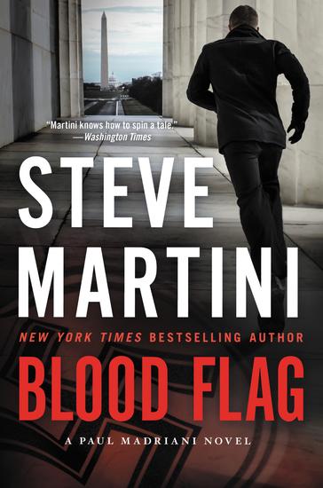 Blood Flag - A Paul Madriani Novel - cover