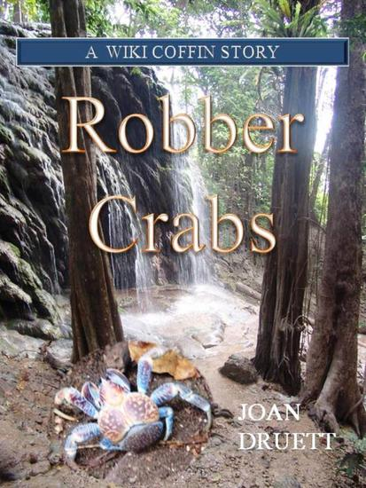 Robber Crabs A Wiki Coffin Mystery Story - cover
