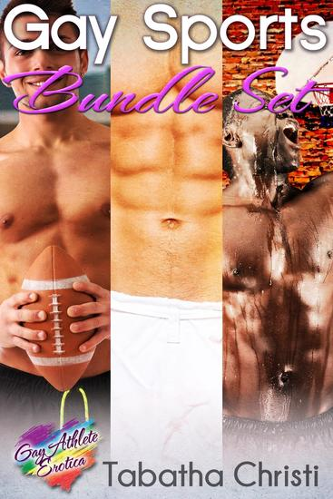 Gay Sports Stories Bundle Set - cover