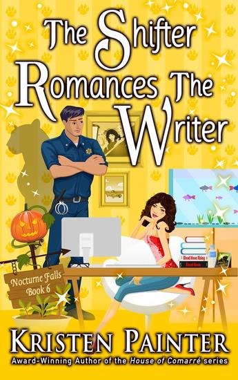 The Shifter Romances The Writer - Nocturne Falls #6 - cover