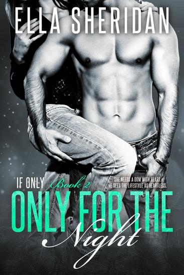 Only for the Night - If Only #2 - cover