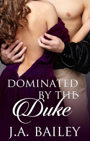 Dominated by the Duke - cover