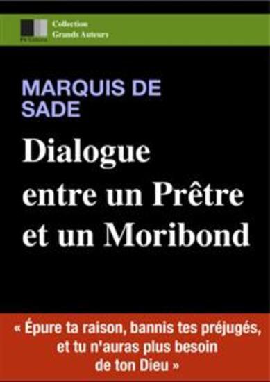 Dialogue entre un prêtre et un moribond - cover