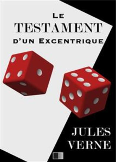 Le testament d'un excentrique - cover