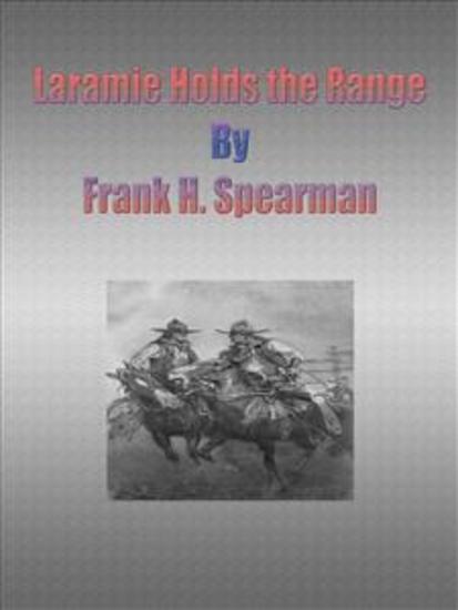 Laramie Holds the Range - cover