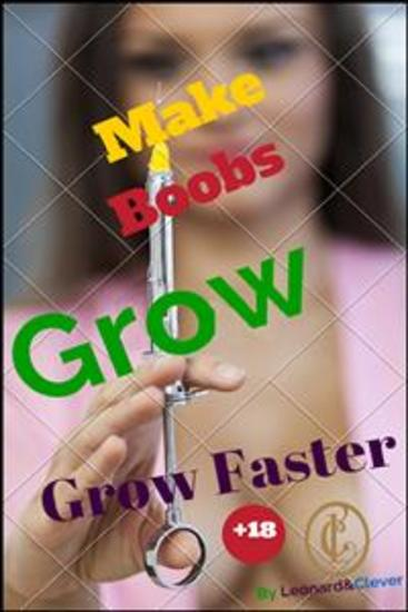 Make Boobs Grow Faster - cover