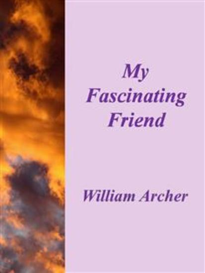 My Fascinating Friend - cover