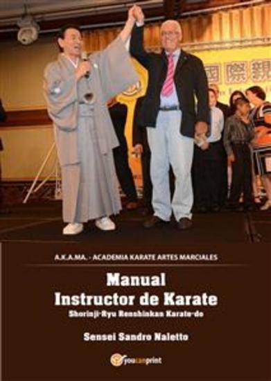 Manual Instructor de Karate - Shorinji-ryu Renshinkan - cover
