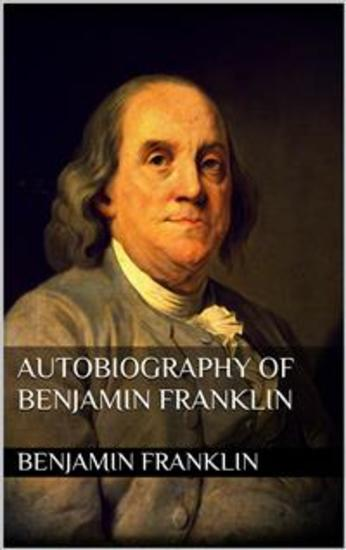 Autobiography of Benjamin Franklin - cover