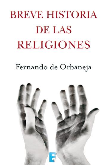 Breve historia de las religiones - cover