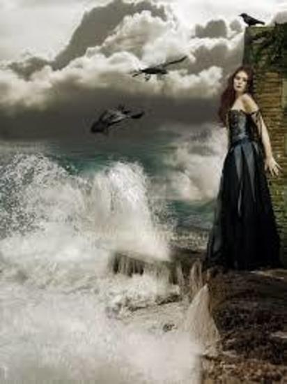 Romance gótico - cover