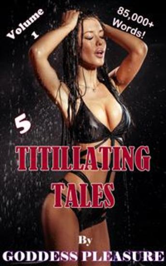 Titillating Tales - Volume 1 - An erotica anthology of 5 steamy stories - cover