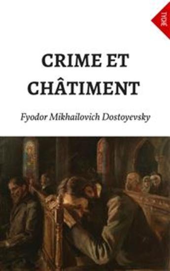 Crime Et Châtiment (Annoté) - cover