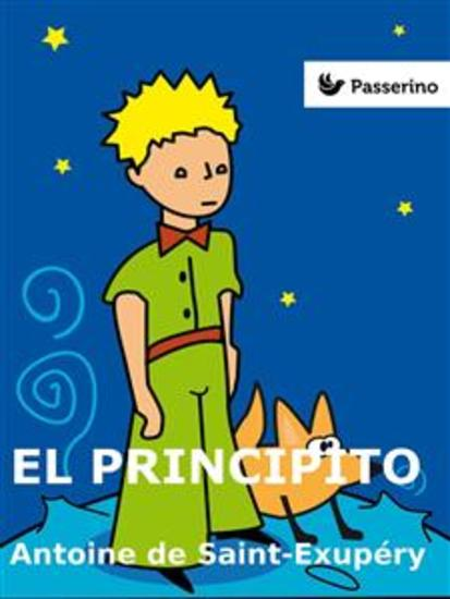 El Principito - cover