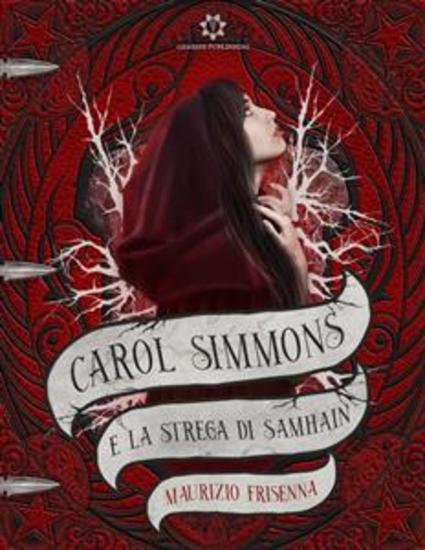 Carol Simmons e la strega di Samhain - cover