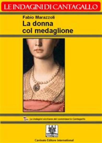 La donna col medaglione - cover
