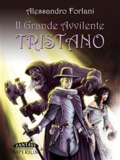 Il Grande Avvilente Tristano - cover