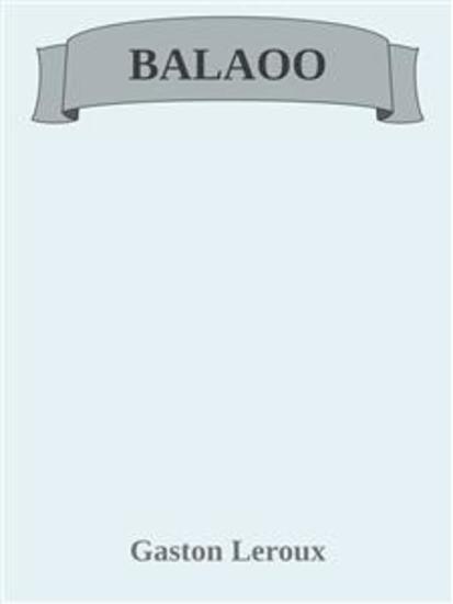 Balaoo - cover