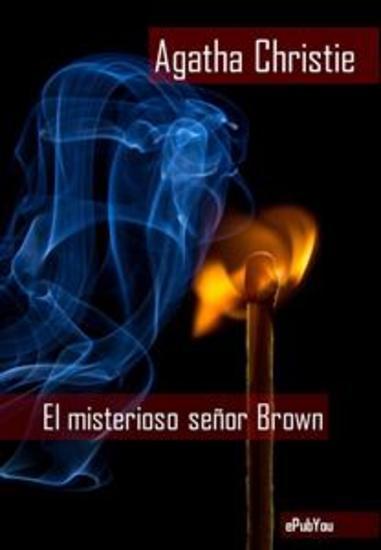 El misterioso señor Brown - cover