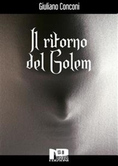 Il ritorno del Golem - cover