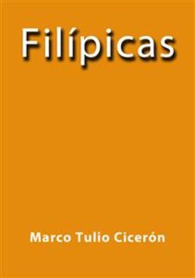 Filípicas - cover