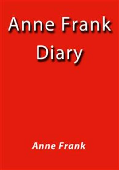 Anne Frank Diary - cover