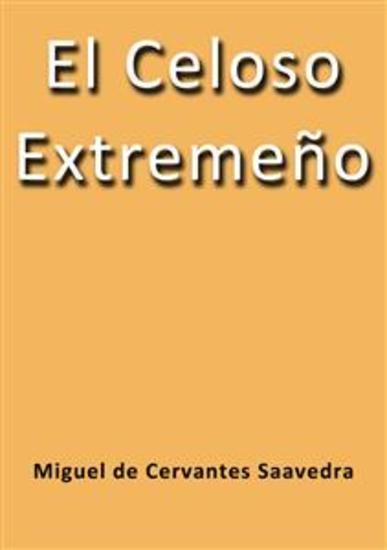 El Celoso Extremeño - cover