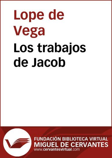 Los trabajos de Jacob - cover
