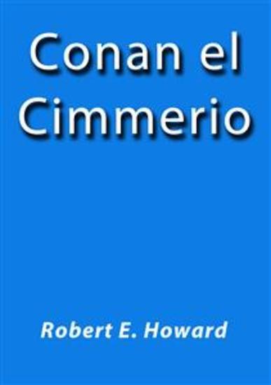 Conan el cimmerio - cover