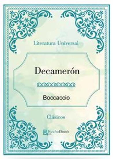 Decamerón - cover