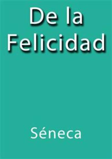 De la Felicidad - cover