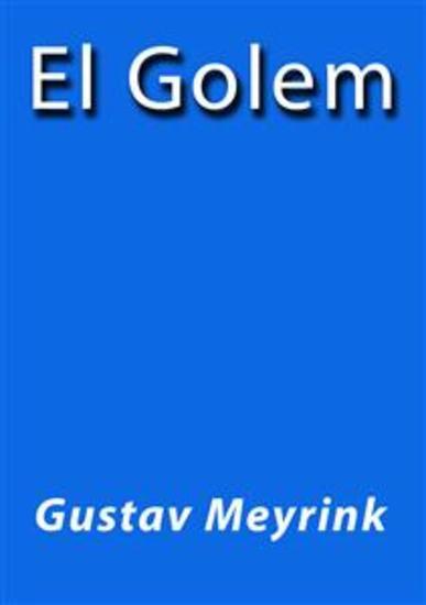 El Golem - cover