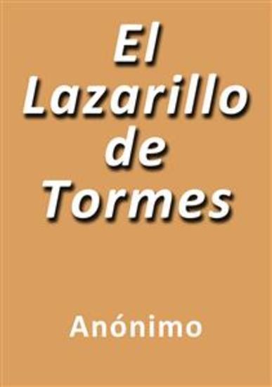 El Lazarillo de Tormes - cover