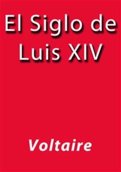 El siglo de Luis XIV - cover