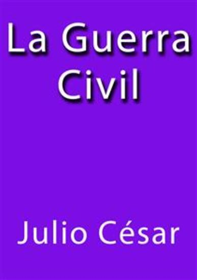 La guerra civil - cover