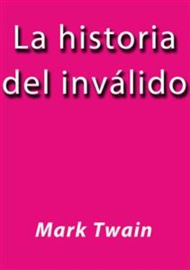 La historia del inválido - cover