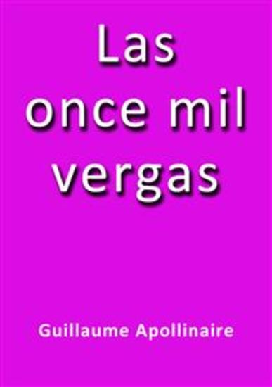 Las once mil vergas - cover