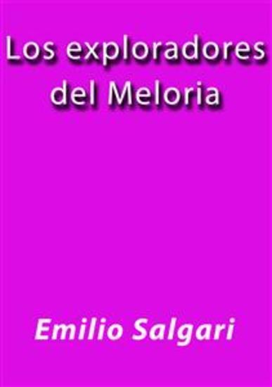 Los exploradores del Meloria - cover