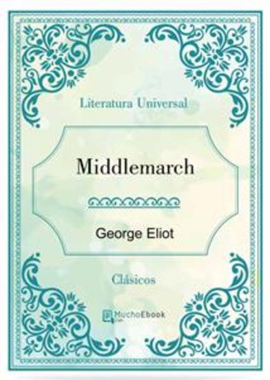 Middlemarch - cover