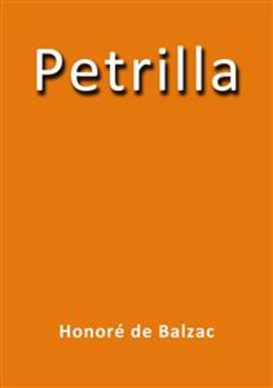 Petrilla - cover