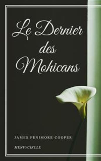 Le dernier des Mohicans - cover