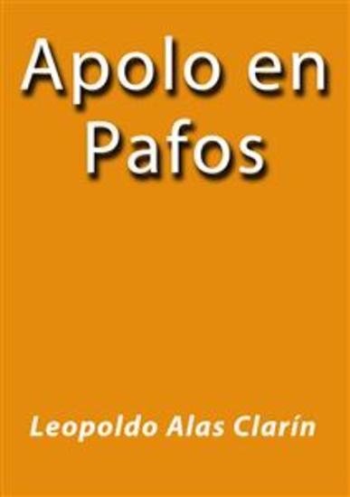 Apolo en Pafos - cover