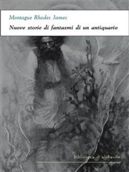 Nuove storie di fantasmi di un antiquario - cover