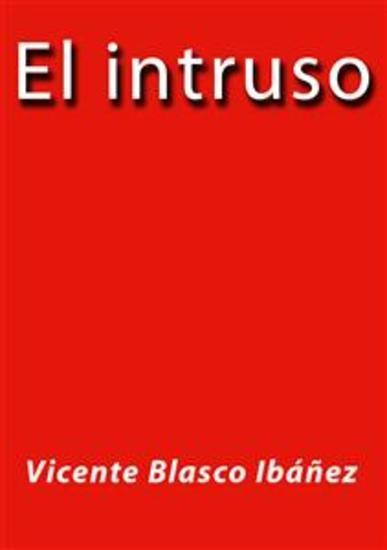 El intruso - cover
