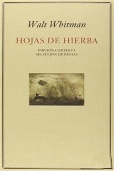 Hojas de hierba & Selección de prosas - cover