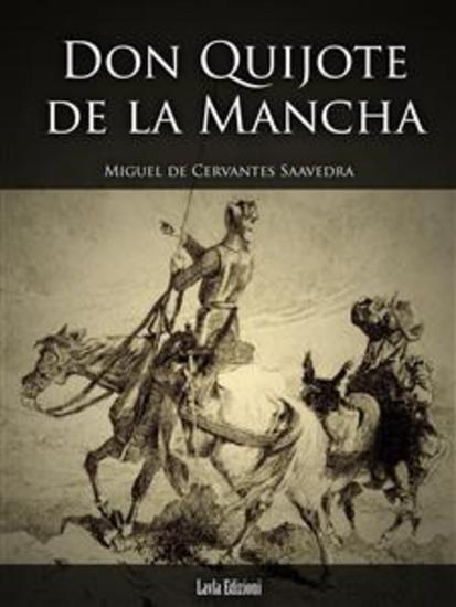 Don Quijote - cover
