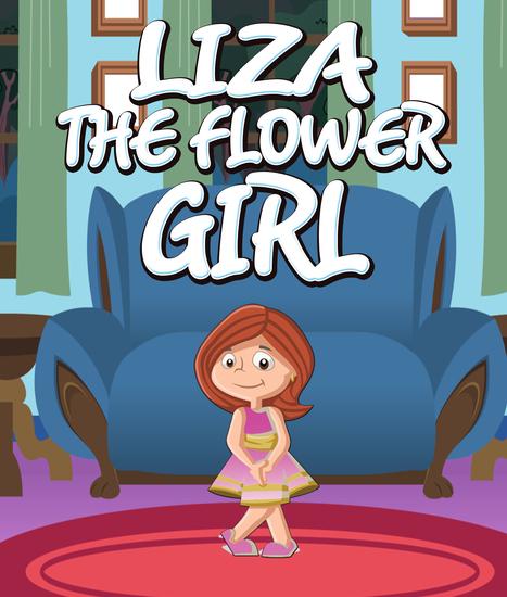 Liza the Flower Girl - cover