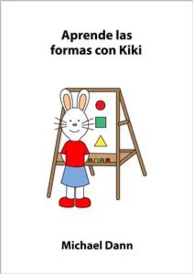 Aprende las formas con Kiki - cover