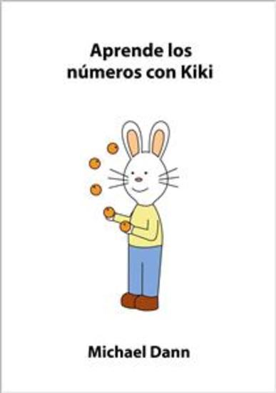 Aprende los números con Kiki - cover